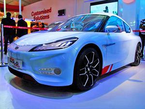 Mahindra Halo Coupé, el deportivo eléctrico que salría a la venta en 2015
