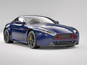 Aston Martin Vantage S, con un toque de Red Bull