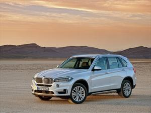 BMW presenta el nuevo X5