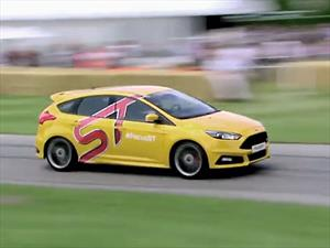 Video: nuevo Ford Focus ST real Vs. virtual