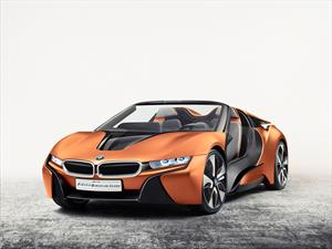 BMW i Vision Future Interaction Concept, un vistazo al futuro