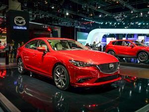 Mazda6 2016 recibe actualización