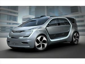 Chrysler Portal Concept, un auto eléctrico de conducción autónoma
