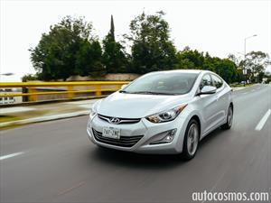 Test de Hyundai Elantra 2015