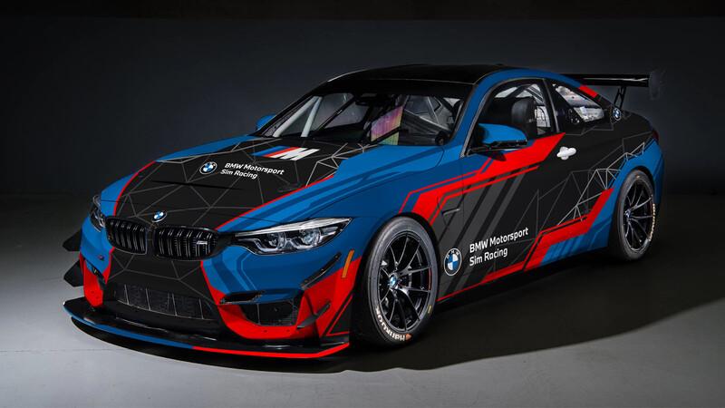BMW dejó que el público decore un M4 GT4 y así quedó