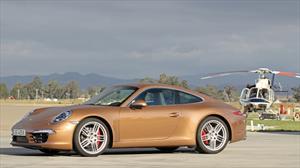 Porsche 911 Carrera S 2012: Imágenes exclusivas