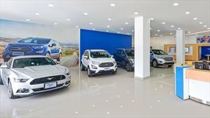SUV's y pickups impulsan el crecimiento de Ford en Colombia