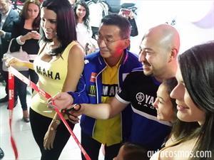 Yamaha inaugura nuevo distribuidor en la Colonia del Valle, el la CDMX