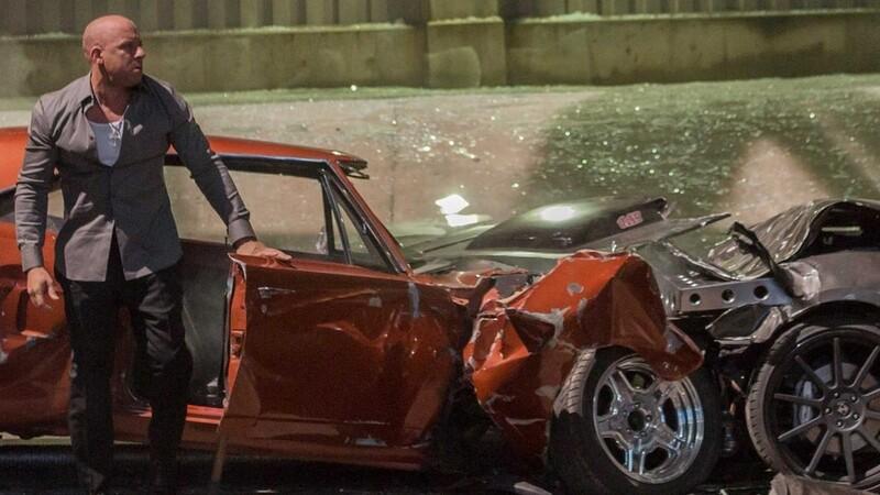 ¿Cuantos han sido los autos destruidos en todas la películas de Rápido y Furioso?