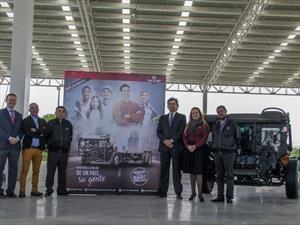 HINO presentó su nuevo busetón urbano