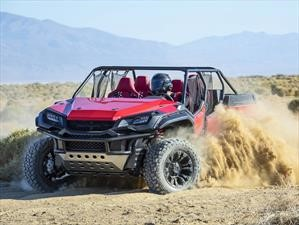 Honda Rugged Open Air Vehicle Concept, una Ridgeline transformada en UTV