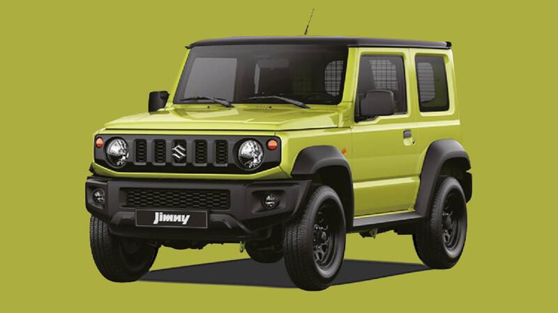 Suzuki reordena la gama del Jimny para 2022 con versiones de entrada