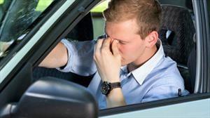 Conducir cansado, es una de las principales causas de accidentes de tránsito