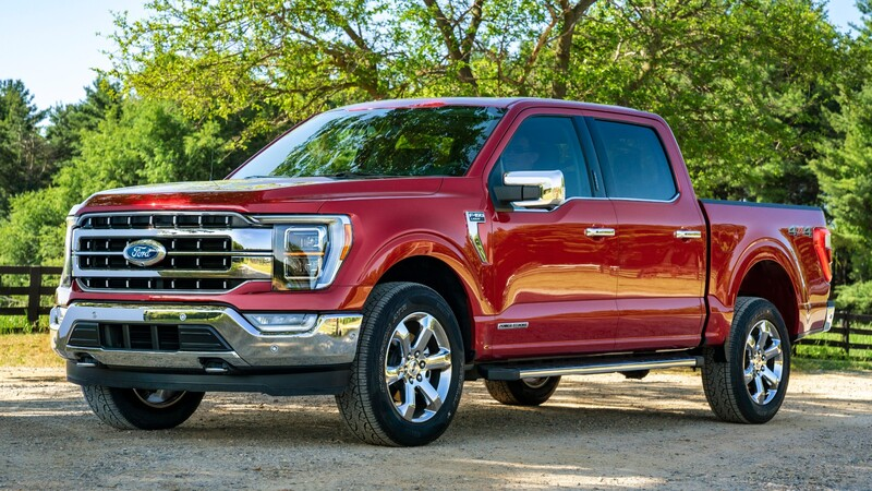 Qué ofrece la nueva Ford F-150 Lobo 2021 que Ram 1500 y Chevrolet Cheyenne no