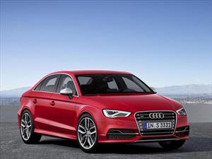 Audi S3 Sedán S Tronic 2014 llega a México en $660,400 pesos