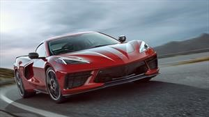 Chevrolet Corvette Stingray 2020, evolución radical con motor central