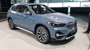 BMW X1 2020 progresa en imagen y desempeño