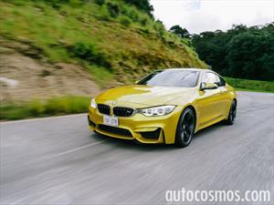 Manejamos el BMW M4 coupé 2015