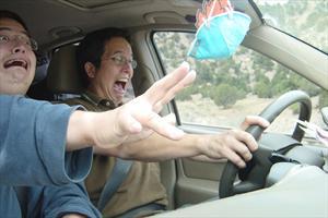 5 cosas que no debes decirle a alguien que está aprendiendo a manejar