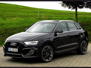 Audi Q3 ABT Sportsline, nace el QS3