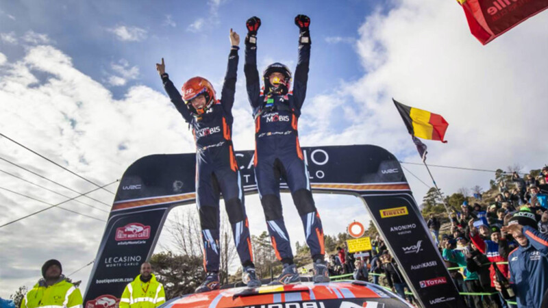 WRC 2020: Sale Japón, entra Bélgica