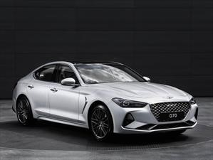 Genesis G70 es el North American Car of the Year 2019
