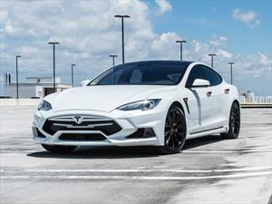 Tesla Model S por Larte Design, un trabajo de tuning electrizante