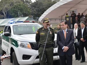 Nissan NP300 Frontier, el mejor aliado de la Policía