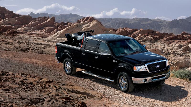 La Ford Serie F, además de ser el vehículo más vendido en EUA, es la más robada