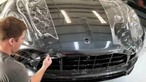 Última tecnología en películas de protección para ventanas y pintura de autos