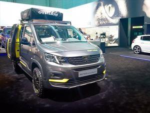 Peugeot Rifter 4×4 Concept ¡listo para la aventura!