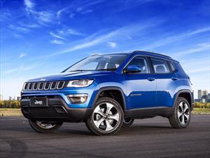 El nuevo Jeep Compass debuta en Brasil