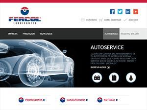 Fercol presenta su nueva web con Autoservice