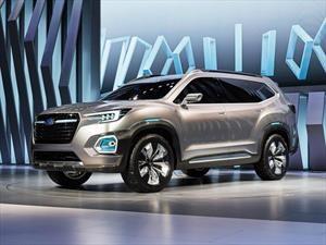 Subaru Viziv-7 SUV Concept se presenta