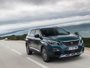 Peugeot completa su gama de SUV con el nuevo 5008