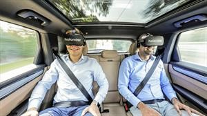 Desarrollan nueva experiencia de realidad virtual para los autos