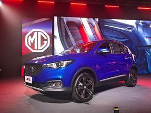 MG suma y sigue: ahora suma un SUV compacto