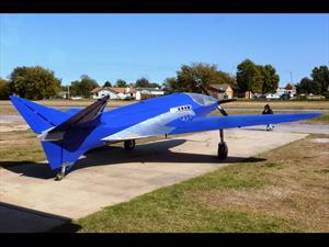 Conocé al Bugatti 100P, el increíble avión que ya está cerca de volar