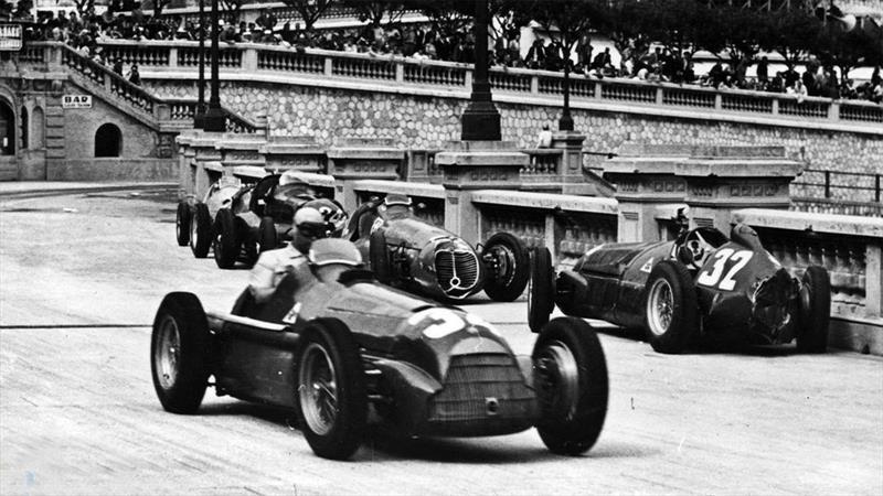 F1: Se cumplen 70 años del primer triunfo de Fángio en la máxima