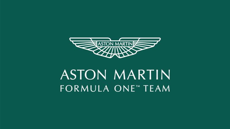 F1 2021: Aston Martin presentó su insignia y colores