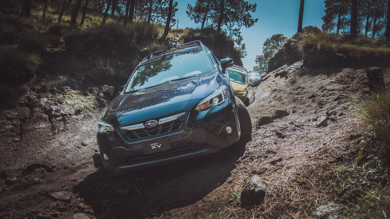 Subaru XV 2021 manejo off road, más capaz de lo que jamás imaginaste