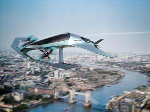 Aston Martin Volante Vision Concept anticipa un jet de súper lujo