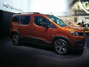 Peugeot renueva la Rifter 2019