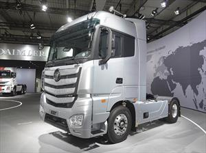 Foton Auman Super Truck sale a la luz en Alemania