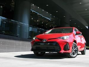 Toyota Corolla 2017 se presenta