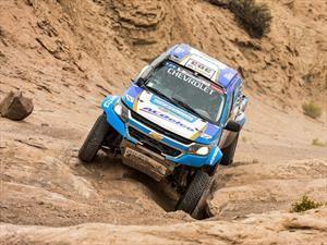 Equipo Chevrolet Dakar va con todo al Rally 2019