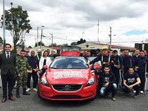 Volvo mantiene su compromiso con los Héroes de Colombia
