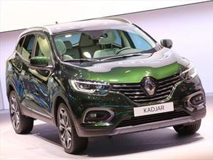 Renault Kadjar, recibe una ligera actualización en París