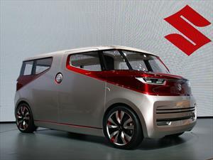 Suzuki Air Triser Concept, cápsula urbana