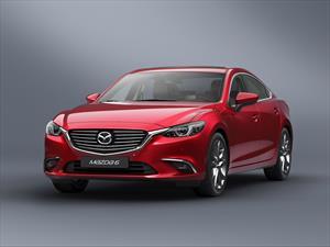 Mazda CX-5  y Mazda 6, mejor SUV y Sedán según J.D Power